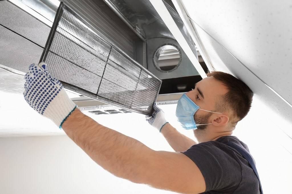 Как происходит дезинфекция воздуховодов систем вентиляции? инструкция по чистке- обзор +видео