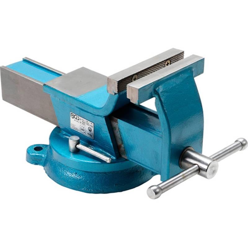 Какие тиски лучше чугунные или стальные | все про металл