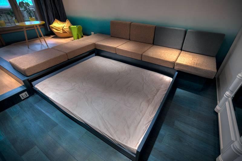 Подиум для кровати