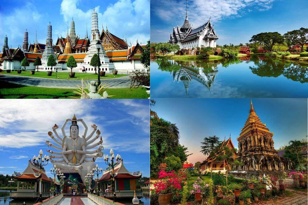 Что лучше для отдыха, тайланд или малайзия - любопытные сравнения
