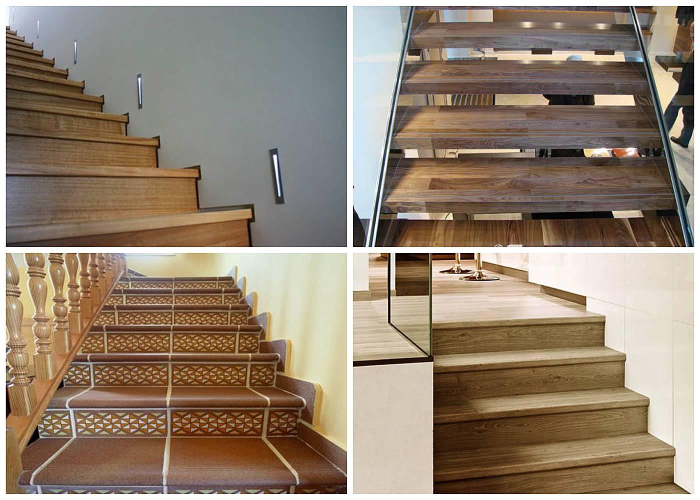 Отделка лестницы своими руками. способы отделки лестницы своими рукамиинформационный строительный сайт |