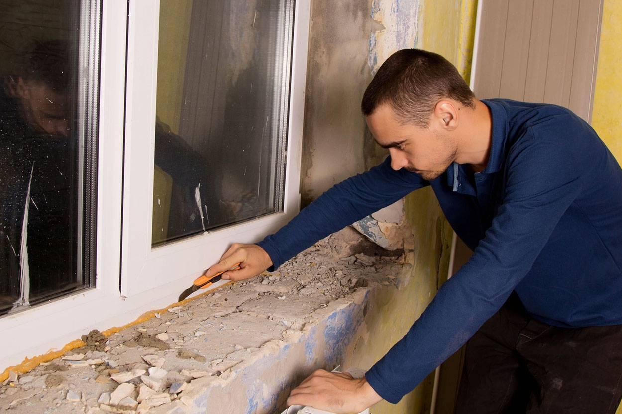 Как утеплить пластиковые окна - причины сквозняков и как самостоятельно повысить теплоизоляцию с видео