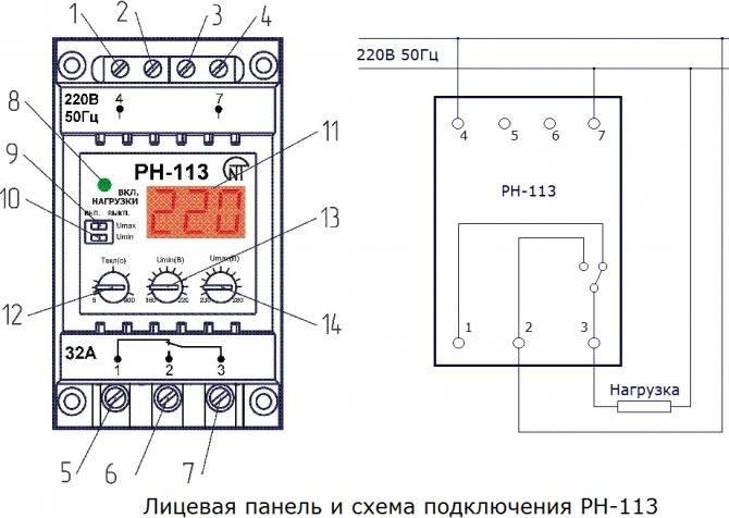 ⚠️ реле напряжения 220 в для дома: принцип работы, обзор моделей