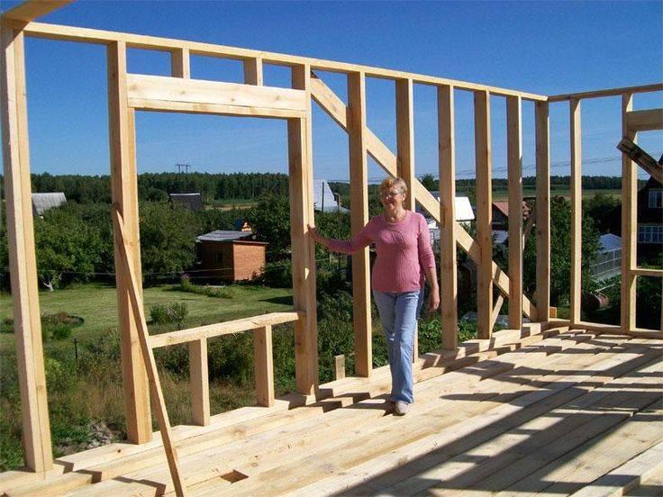 Варианты пристроек к дому - пошаговая инструкция как построить своими руками (160 фото + видео)