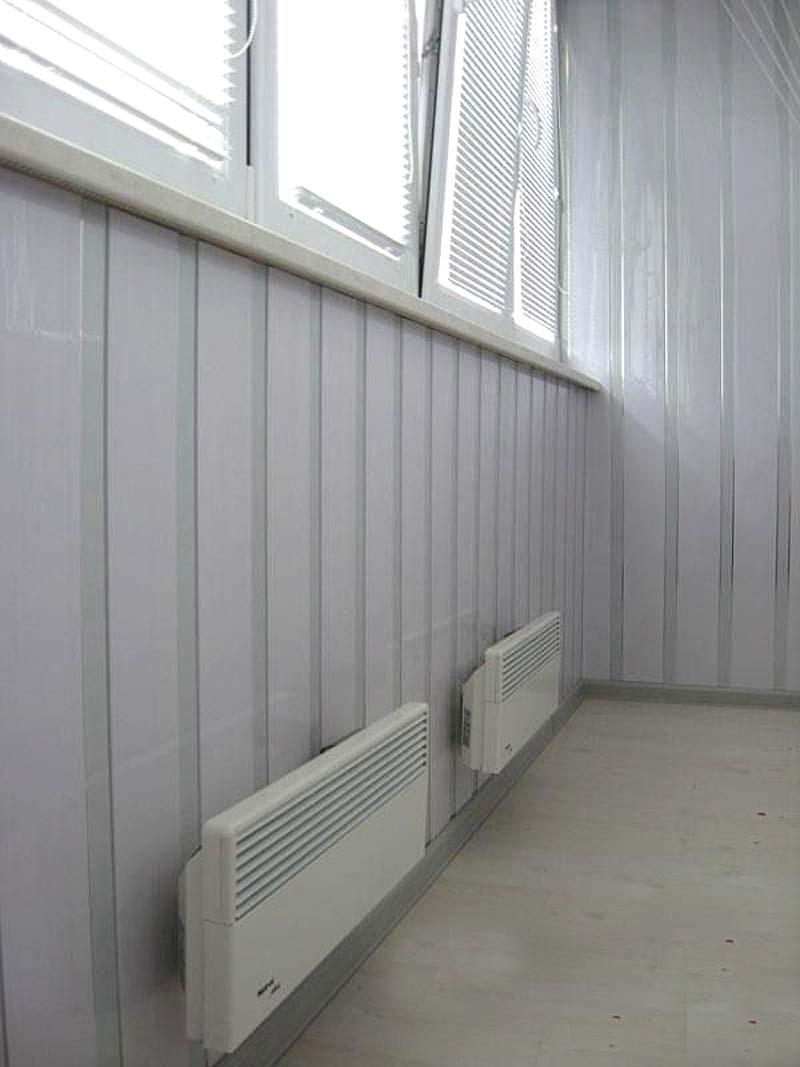 Вынос батареи или радиатора на балкон: делаем дополнительную комнату в квартире