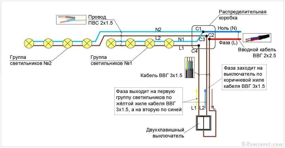 Как подключить светильник с датчиком движения - советы электрика - electro genius