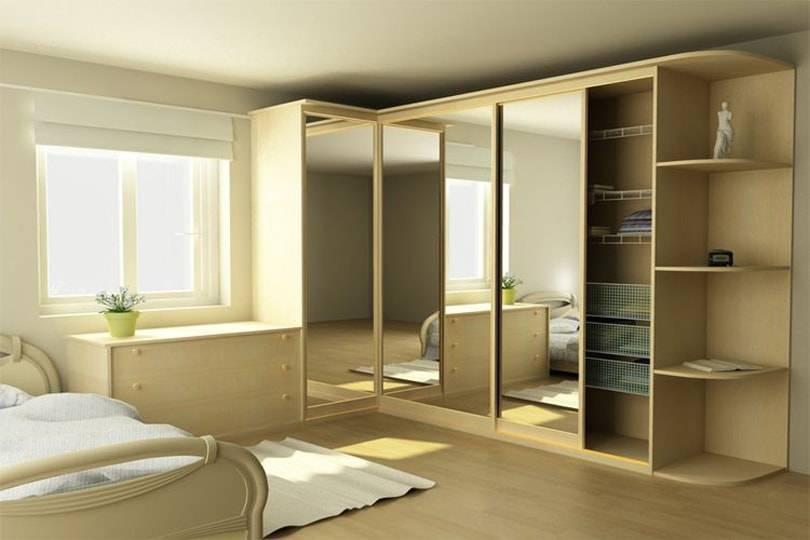 Наполнение шкафа-купе в спальню: основные правила и интересные идеи