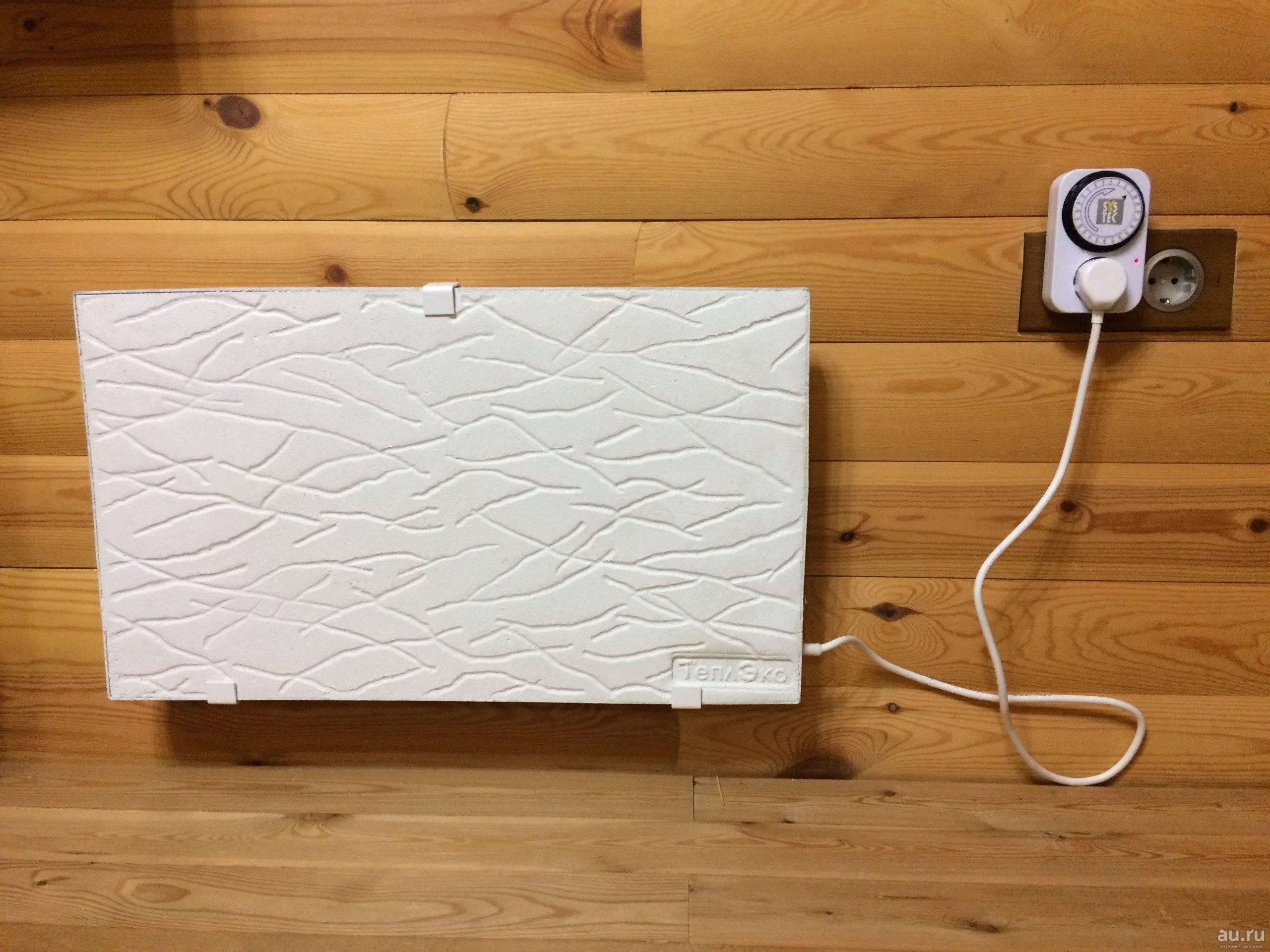 Настенные энергосберегающие обогреватели для дома: виды и выбор