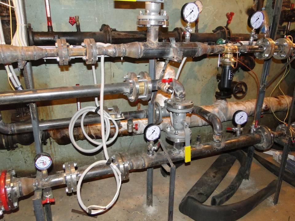Общедомовой прибор учета тепла в многоквартирном доме 2020 - установка