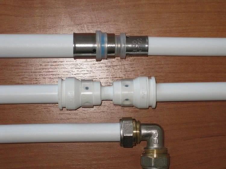 Металлопластиковые трубы для отопления: характеристики, достоинства и недостатки, особенности монтажа