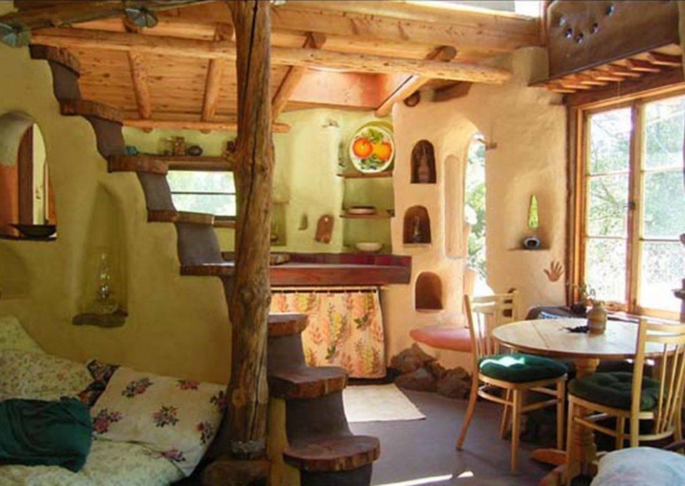 Саманный дом: экологичное и доступное жильё из подручных материалов