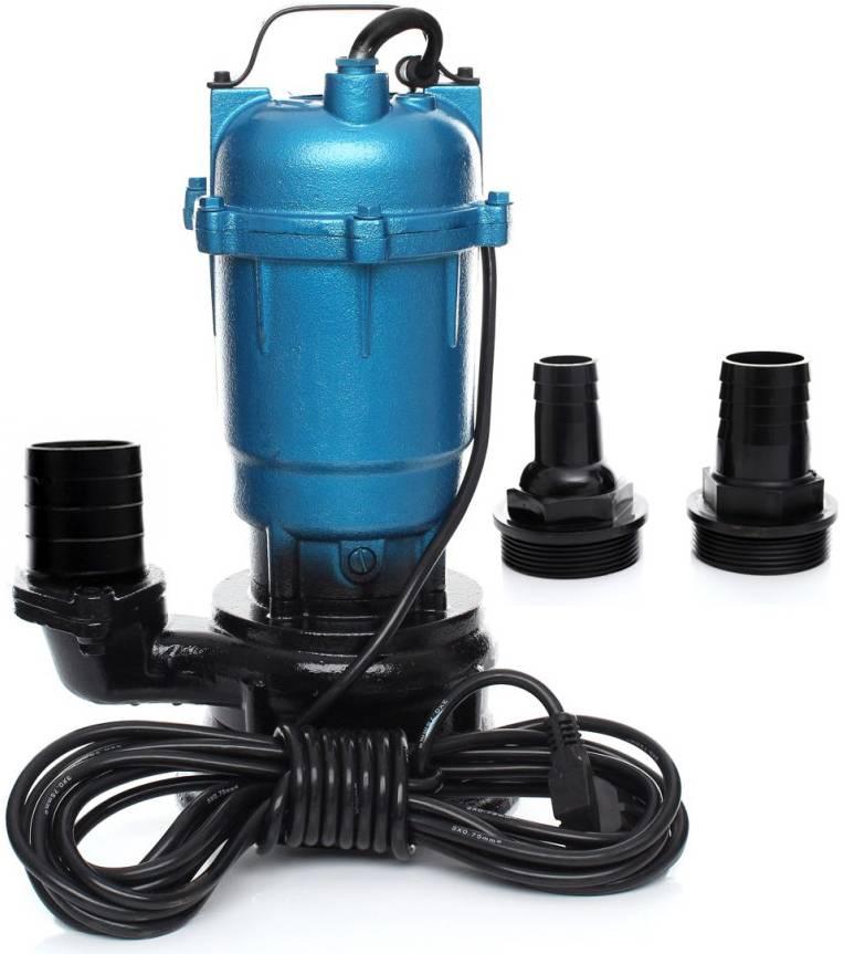 Насос для канализации с измельчителем в частном доме: как выбрать