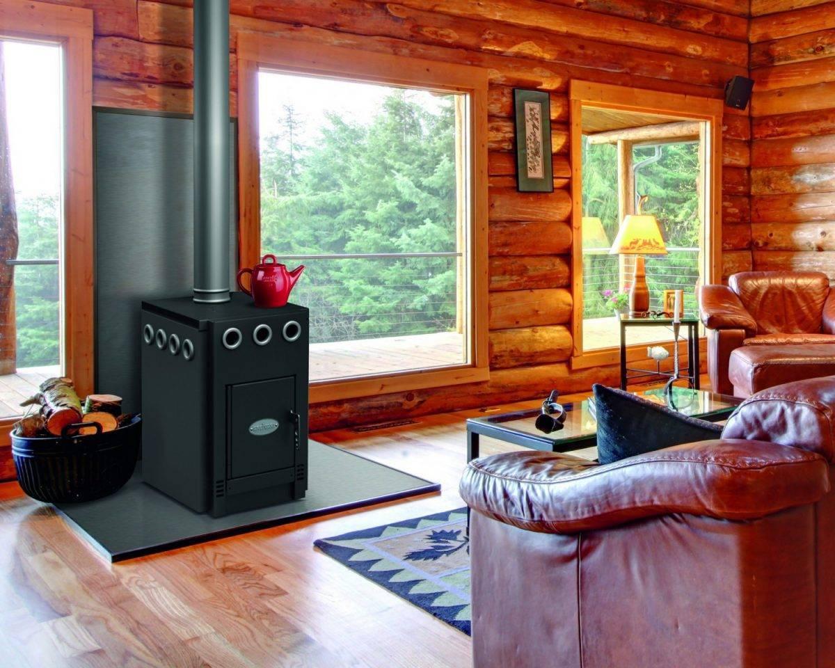 Методы экономичного отопление частного дома без газа