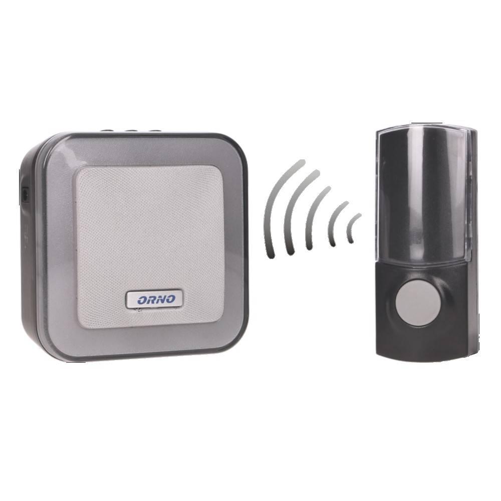 Беспроводной звонок на дверь в квартиру или уличный для частного дома