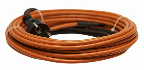 Греющий кабель для бетона: требования и параметры провода. установка системы