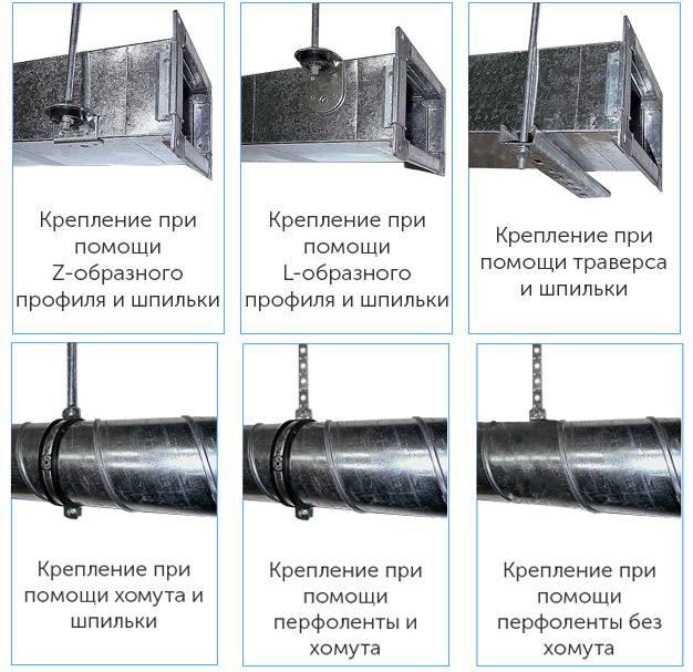 Виды вентиляционных труб: подробный сравнительный обзор труб для вентиляции