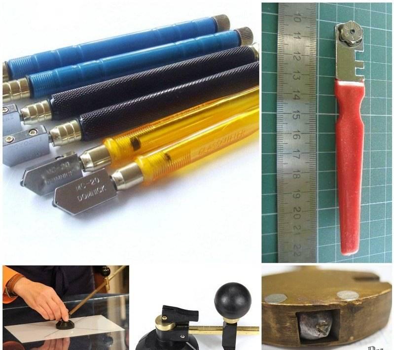 Как резать керамическую плитку стеклорезом: нюансы и рекомендации