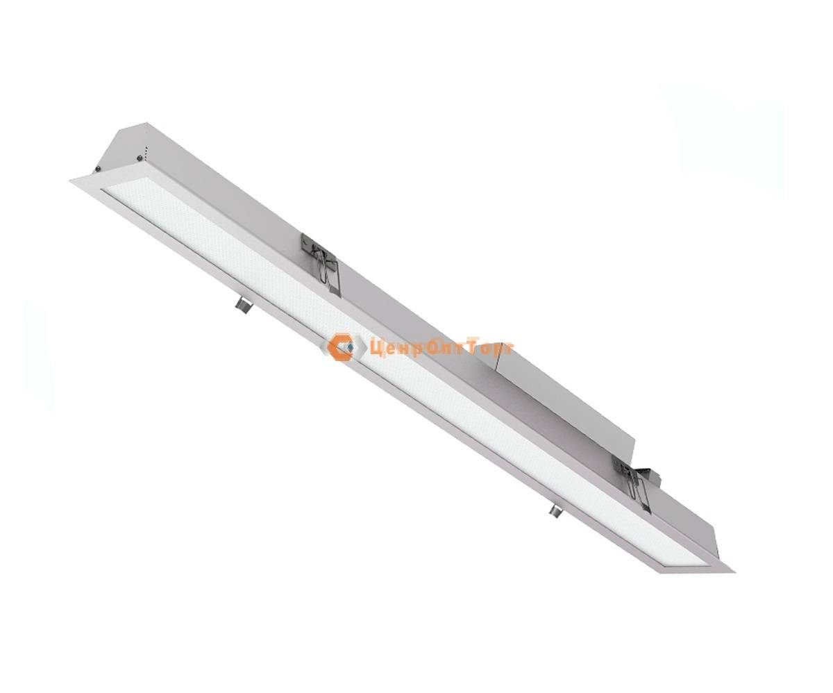 Линейные светодиодные лампы: характеристики, виды + нюансы монтажа линейных светильников