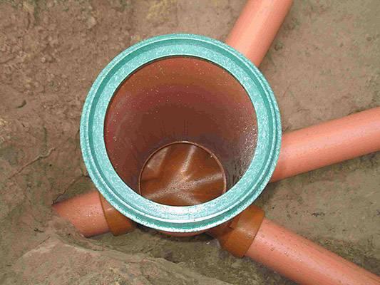 Как сделать канализацию из бетонных колец в частном доме?