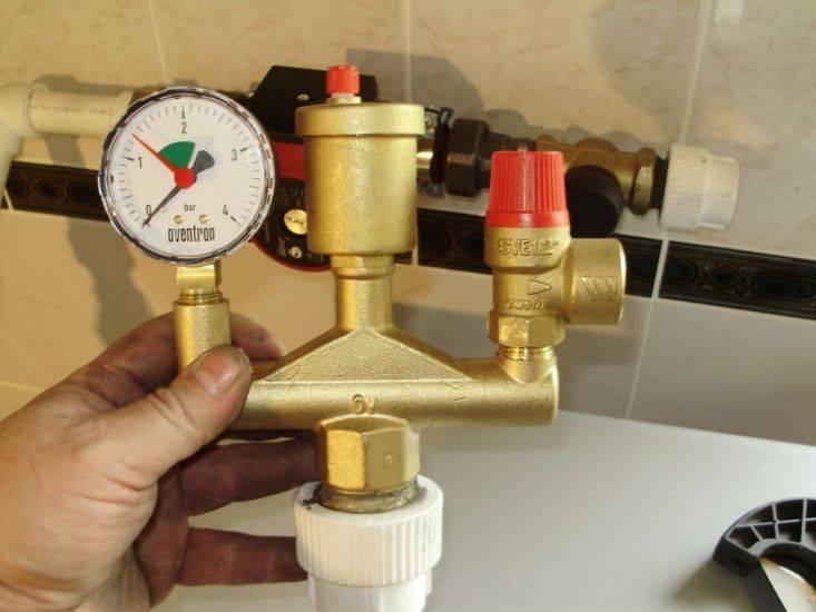 Регулировка системы отопления многоквартирного дома и многоэтажного здания