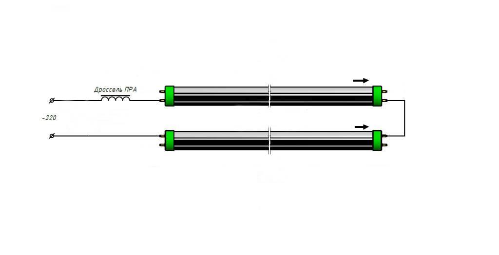 Как заменить в светильнике лампы светодиодными