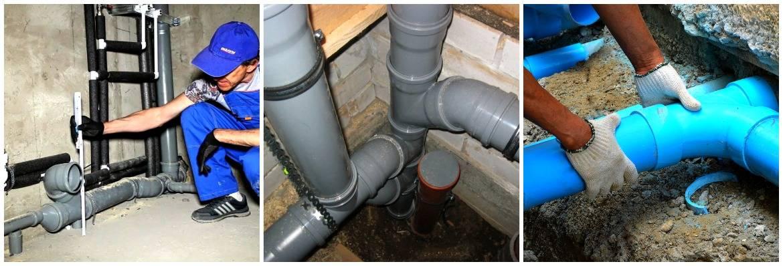 Канализация для дома: виды канализационных систем, их плюсы и минусы, критерии выбора