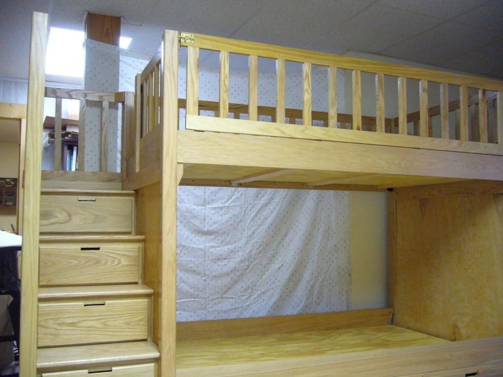 [инструкция] двухъярусная кровать своими руками | 80+ фото