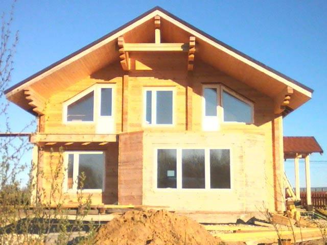 Материалы для строительства дома: как определить экологичность