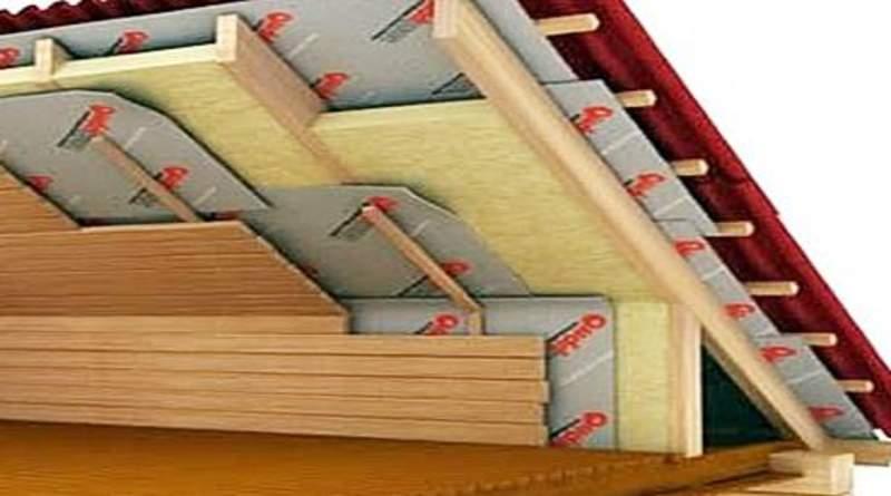 Инструкция по утеплению мансардной крыши своими руками