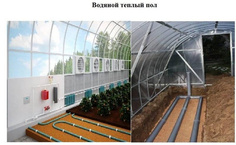 Порядок строительства зимней теплицы с отоплением своими руками - от выбора материалов до монтажа