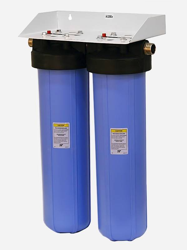 Назначение и разновидности магистральных фильтров для очистки воды в квартире