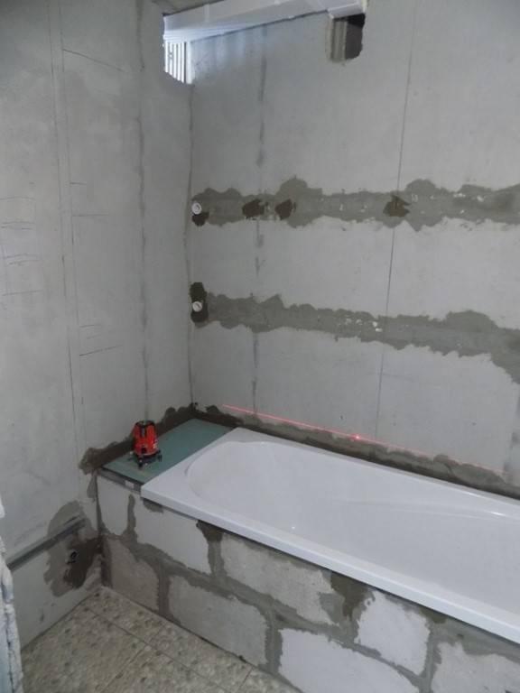 Ремонт в ванной с чего начинать. видео