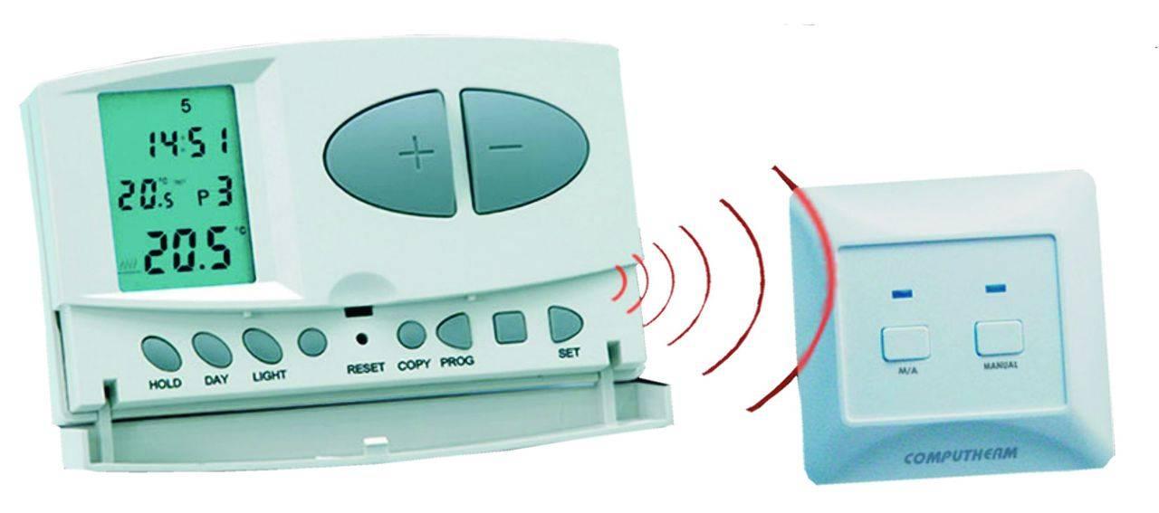 Комнатный термостат для газового котла baxi: подключение и установка уличных терморегуляторов бакси