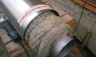 Теплоизоляция воздуховодов: задачи, материалы для утепления, безопасность