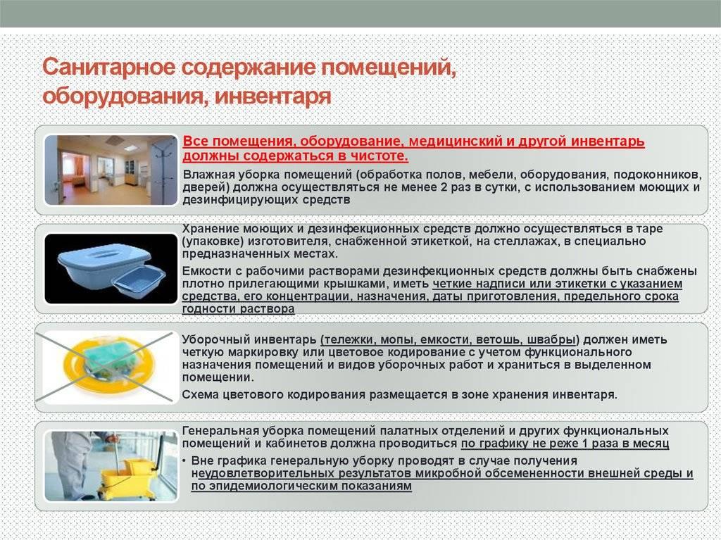 Дезинфекция от коронавируса: стерильность во время пандемии
