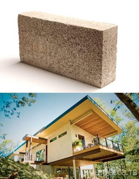 Материалы для строительства жилого дома. сравнение основных характеристик.