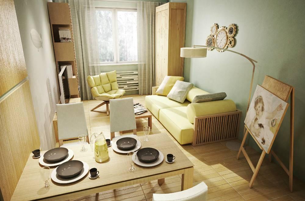 Идеи для ремонта маленькой квартиры: фото   home-ideas.ru
