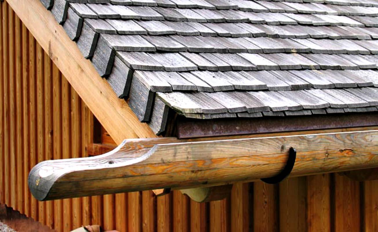 Тесовая крыша — монтируем кровлю из досок по старинкестройкод