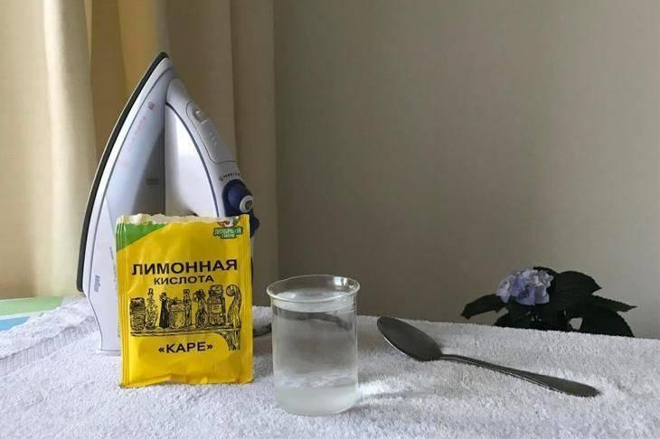 Бабушкины рецепты, которые помогут очистить утюг снаружи и внутри