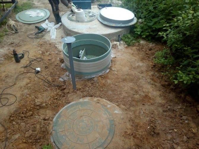 Что такое наружная канализация