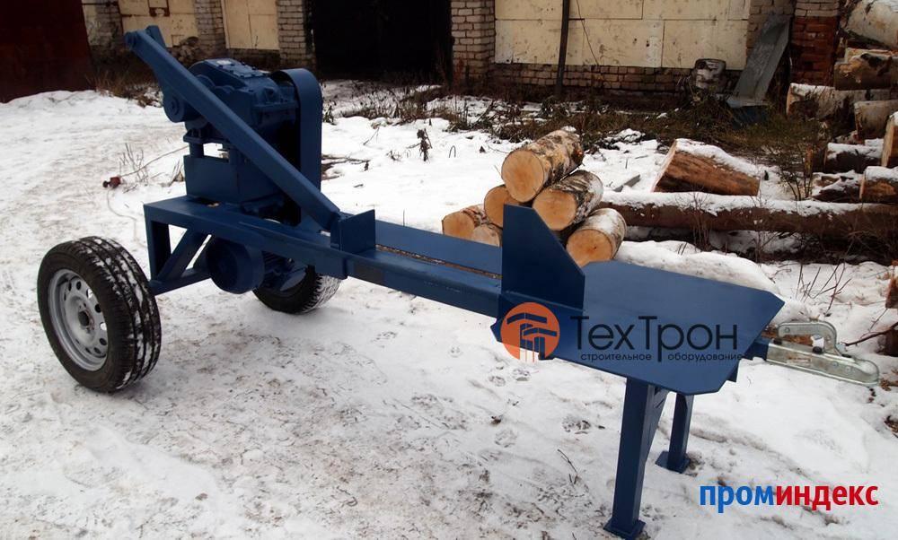 Чертежи и инструкция изготовления своими руками гидравлического дровокола