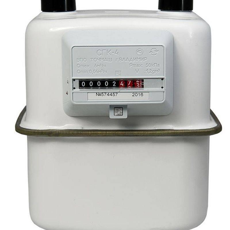 Механический газовый счетчик для квартиры: как выбрать лучшую модель