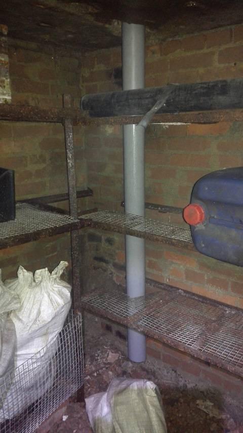 Вентиляция в гараже своими руками, схема, расчет и способы вентилирования для гаража