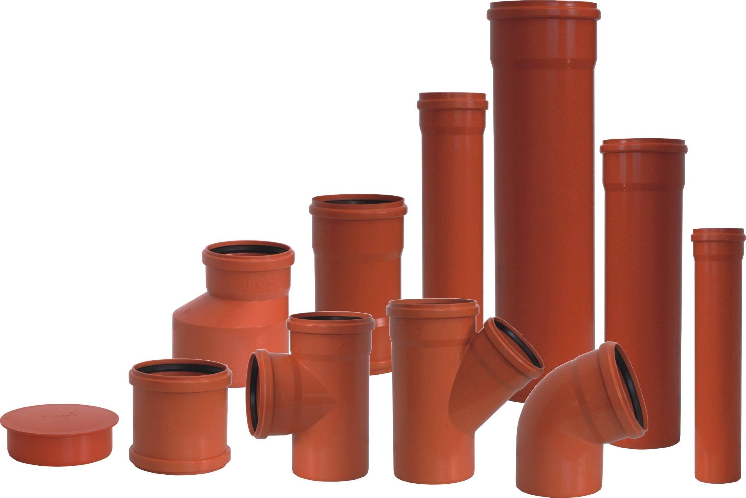 Труба канализационная пластиковая 110 мм: размеры и диаметры