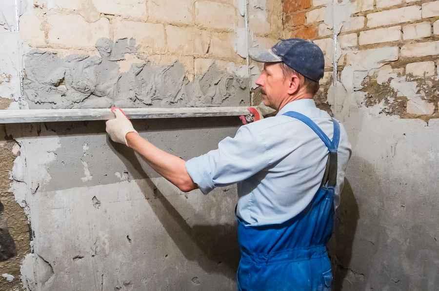 Выровнять стены своими руками пошаговая инструкция | строимдом