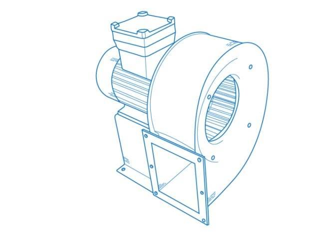 Вентилятор улитка для вентиляции: особенности, виды, прицип работы, как сделать
