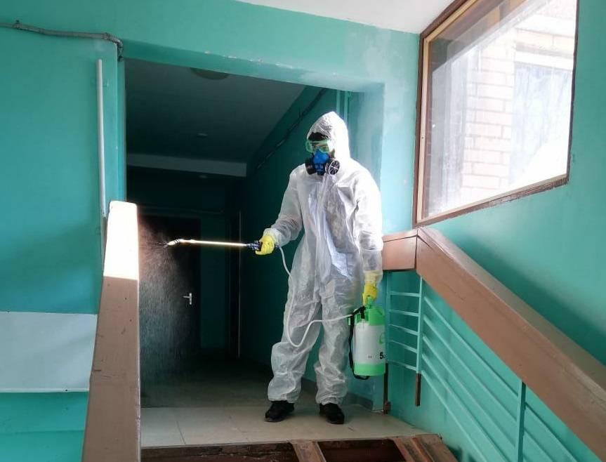 Чем и как обработать квартиру после больного коронавирусом?
