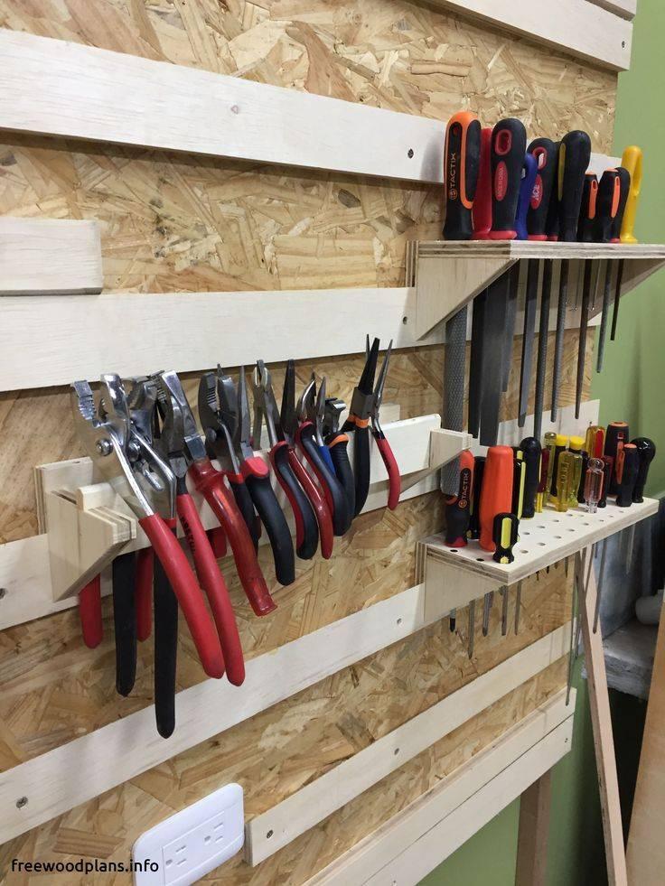 Способы хранения инструмента в мастерской. домашняя мастерская – оптимизация пространства и удобное хранение инструментов