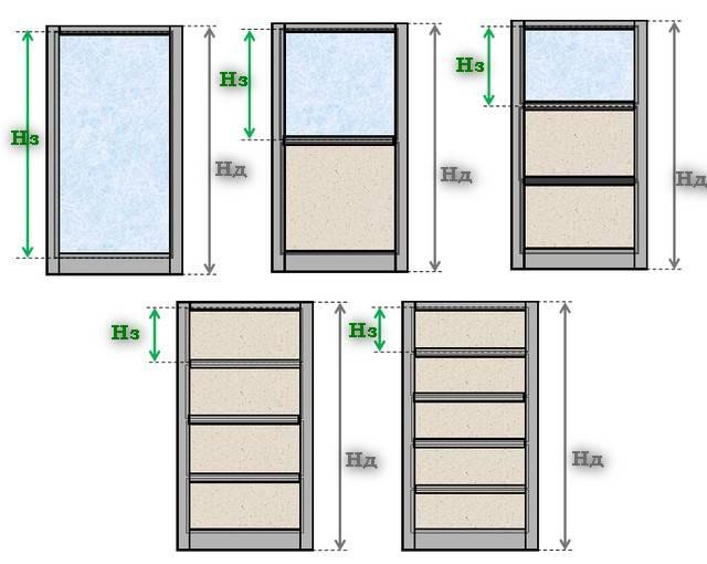 Как рассчитать шкаф-купе встроенный правильно самому: как узнать ширину, высоту, наполнение, размеры дверей, стоимость, и бесплатные программы и калькуляторы