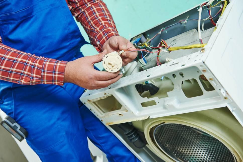 Ремонт стиральных машин своими руками - видео, полезные советы